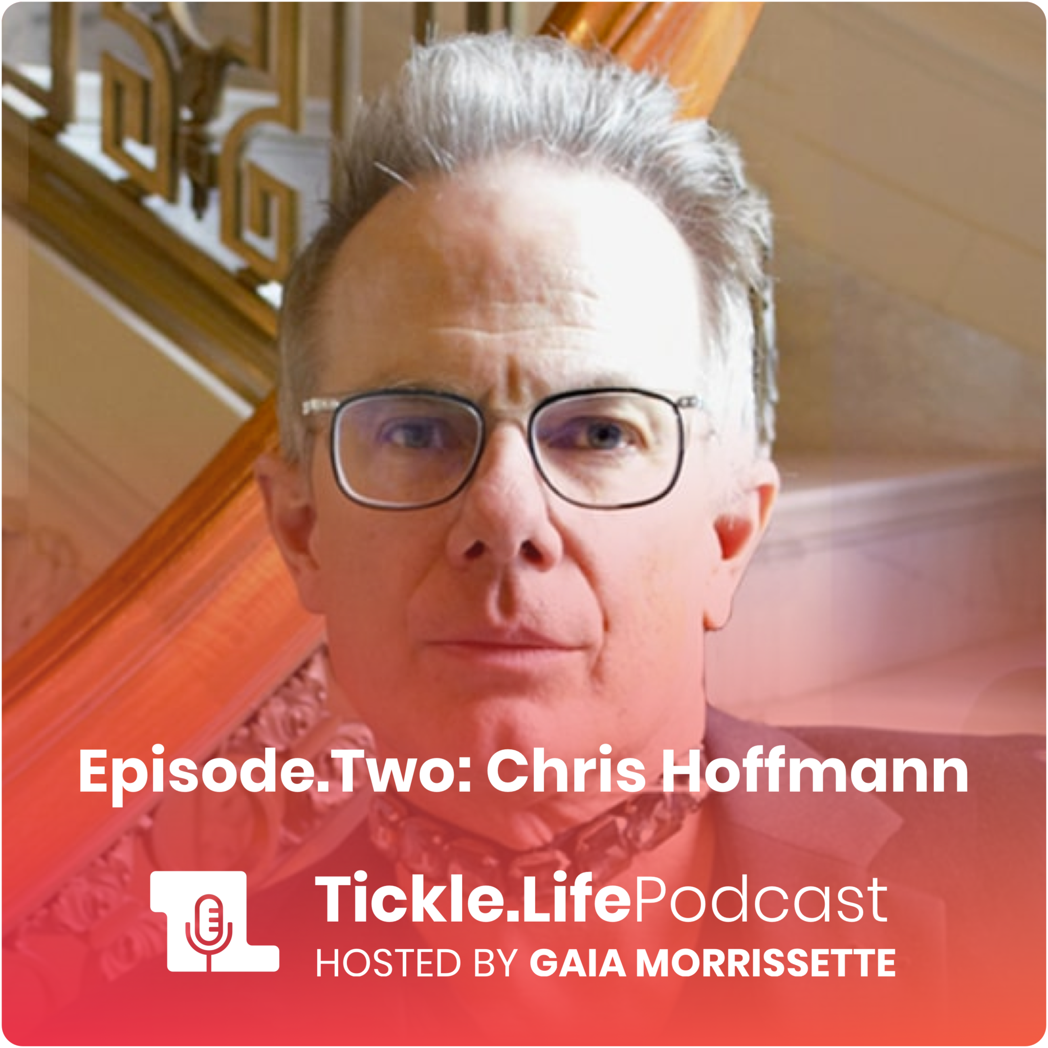 Tickle.Life Podcast - Exploring Drag with Christopher Hoffmann